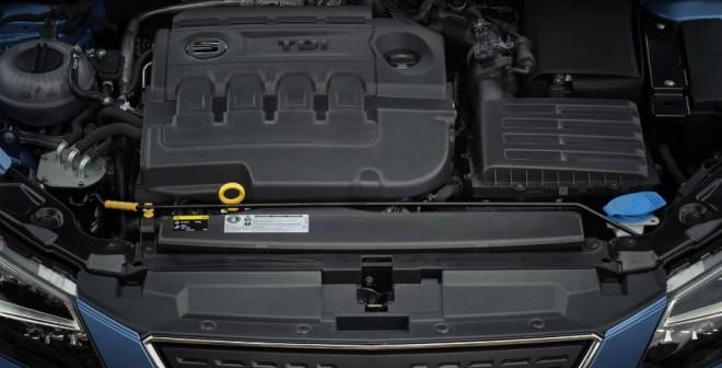 El motor del Seat León Ecomotive es una auténtico ejemplo de eficiencia.