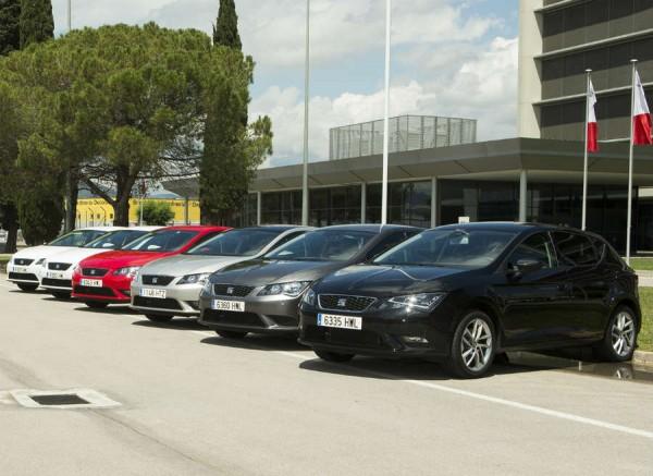 El Seat León TGI cuenta con una autonomía de hasta 1.360 km.