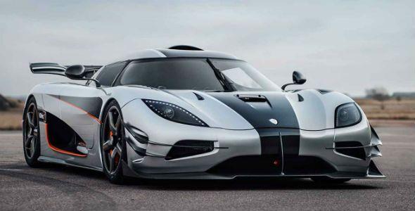 Koenigsegg One:1, el coche más rápido del mundo