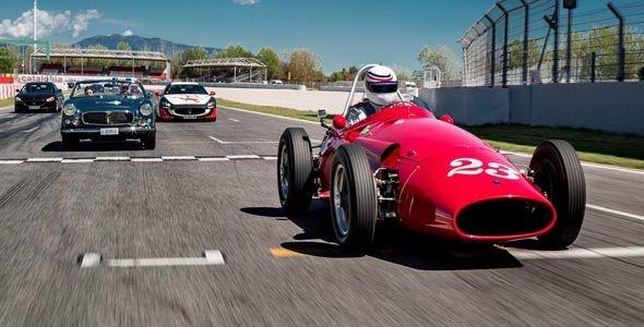 Cinco formas de celebrar los 100 años de Maserati