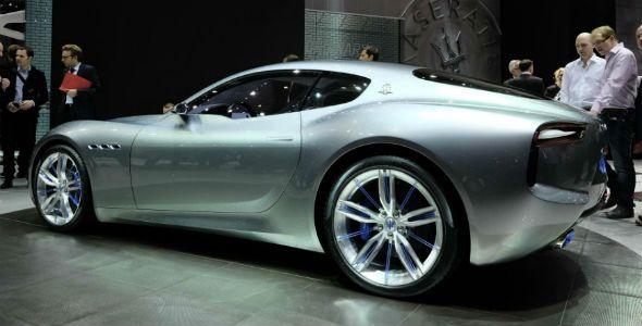 Maserati Alfieri: una realidad en 2016
