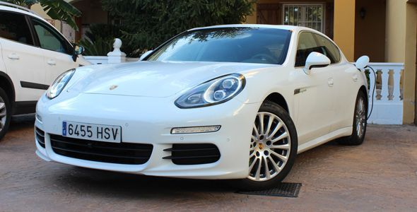 Prueba: Porsche Panamera S E-Hybrid