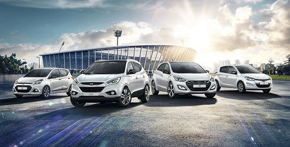 Nuevos Hyundai Go! edición especial para el Mundial de Fútbol 2014