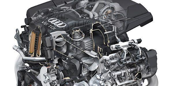 Audi 3.0 TDi: nuevo motor Euro 6