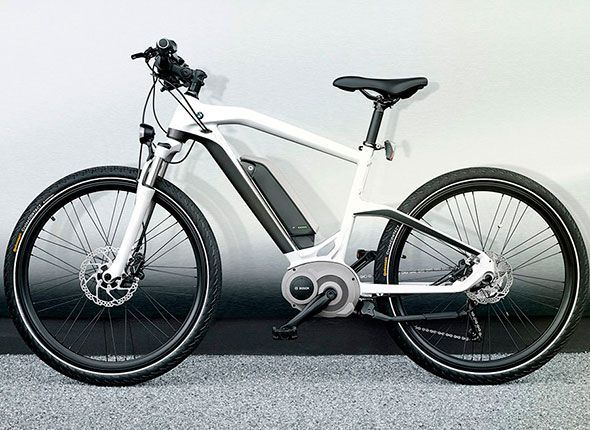 Nueva BMW Cruise e-Bike: la bici eléctrica de BMW