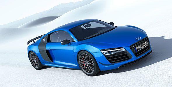 El nuevo Audi R8 LMX, con 570 CV y faros láser, en verano
