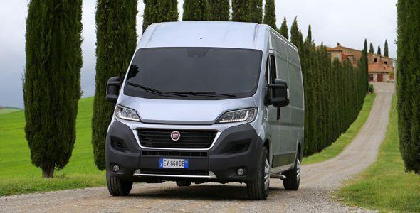 Nuevo Fiat Ducato: ya a la venta