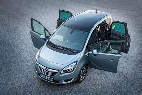 Las novedades de Opel en el Salón de Madrid 2014
