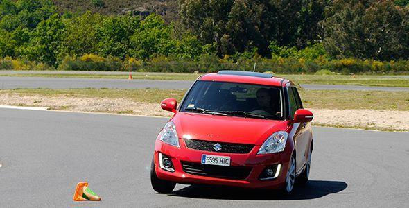 Prueba: Suzuki Swift 1.2 de 95 CV 2014