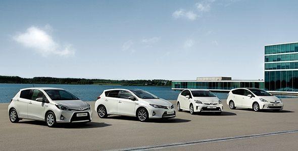 Toda la gama Toyota, en el Salón del Automóvil de Madrid 2014