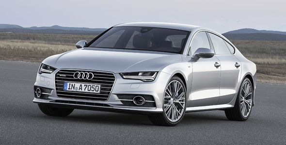 Nuevo Audi A7 Sportback: los precios