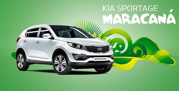 Kia Sportage Maracaná: nueva serie especial desde 19.801 €
