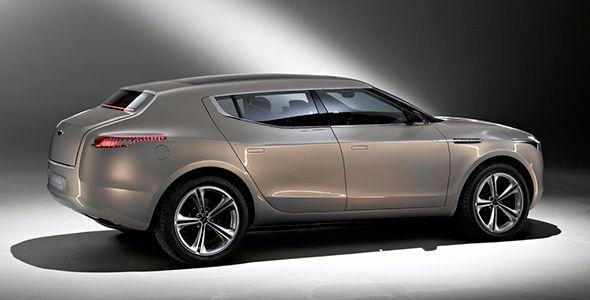 Vuelve el Aston Martin Lagonda