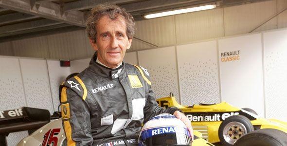 Prost, F1 turbo y Mónaco: espectáculo y nostalgia