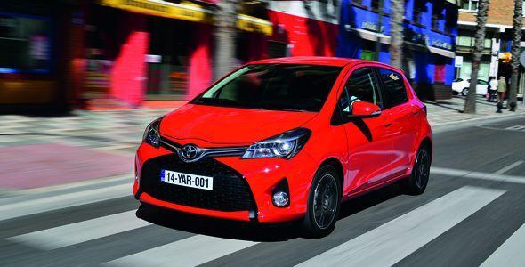 Nuevo Toyota Yaris: lavado de cara para el utilitario japonés