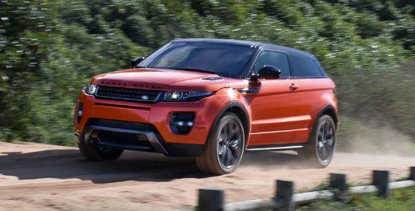 Land Rover Defender y Range Rover Evoque: novedades