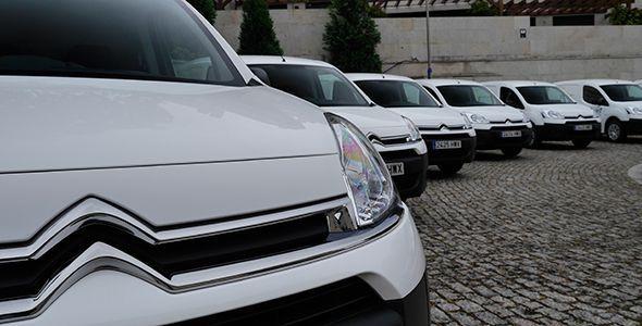 Prueba y presentación del Citroën Berlingo eléctrico 2014