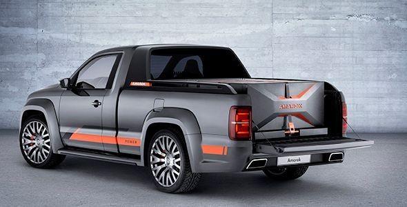 Volkswagen Amarok Power: 5000 W de potencia
