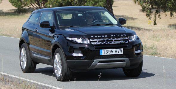 Prueba: Range Rover Evoque 2.2 SD4 2014