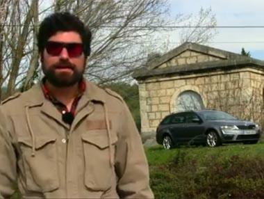 Vídeo prueba: Skoda Octavia Combi RS