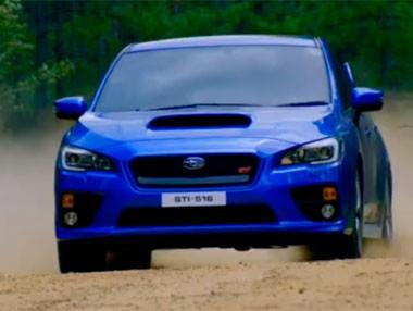 Vídeo: el Subaru WRX STi 2014, en circuito y sobre tierra