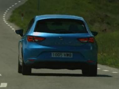 El Seat León Ecomotive, en vídeo