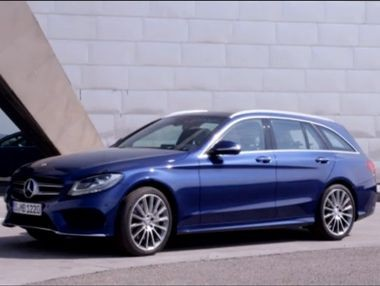 Vídeo: Mercedes Clase C Estate 2014