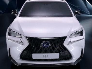 Video: Lexus NX 300h