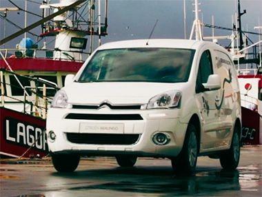 El Citroën Berlingo eléctrico 2014, en vídeo