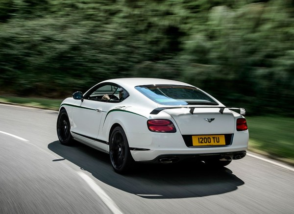 Bentley Continental GT3-R 2014
