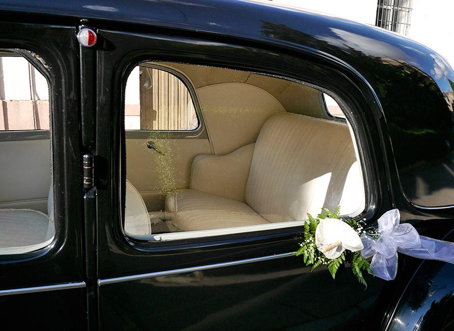 Coches para bodas, Astorga, Rubén Fidalgo