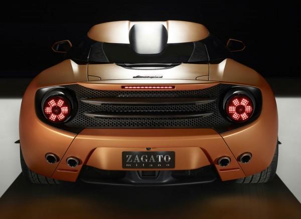 El Lamborghini 5-95 se presenta en la 85 edición del concurso de elegancia Villa d'Este.