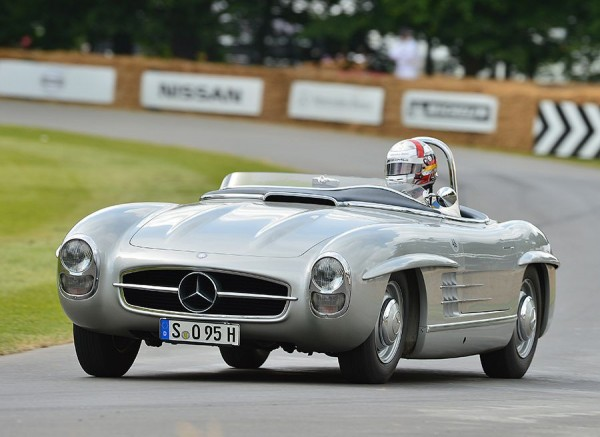 Mercedes Festival Goodwood 2014