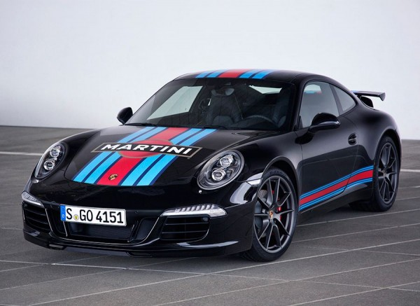 Porsche 911 Martini Racing Edition Le Mans 2014