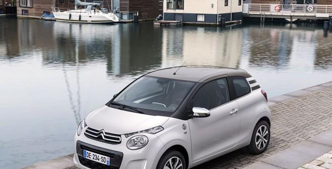 Presentación y prueba del nuevo Citroën C1 2014, Amsterdam