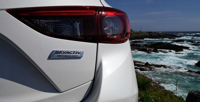 Prueba Mazda3 2.2 Diésel automático 2013, Santa María de Oia, Rubén Fidalgo