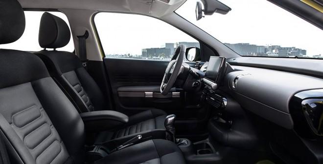Prueba presentación Citroën C4 Cactus 2014