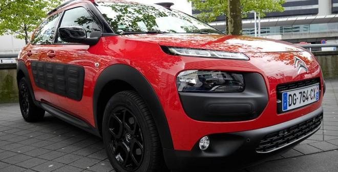 Prueba presentación Citroën C4 Cactus 2014, Amsterdam, Rubén Fidalgo