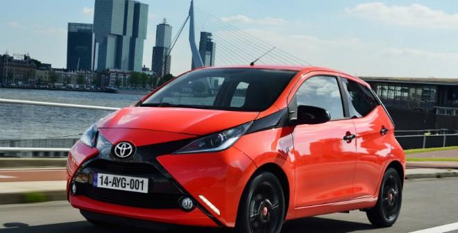 El nuevo Toyota Aygo solamente contará con un motor de gasolina de tres cilindros.