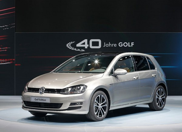 VW Golf Edition 2014
