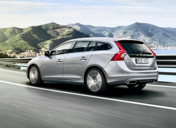 El Volvo V60 Connected Edition estará a la venta hasta el 31 de julio.