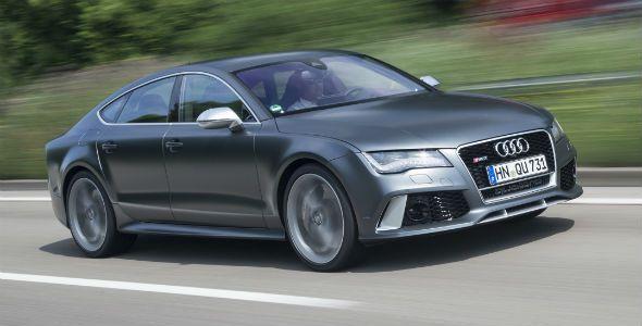 Audi RS 7 Sportback, a la venta después del verano