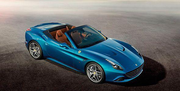 Nuevo Ferrari California T: 560 CV y turbo por 216.406 €