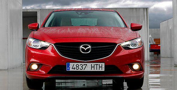 Mazda6 2.2 DE Luxury + Pack Premium, la prueba