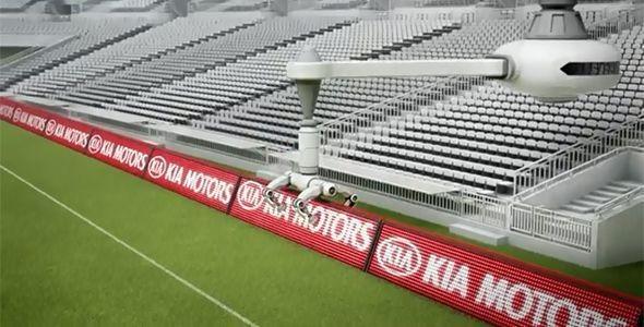 El anuncio de Kia para el Mundial de Brasil 2014