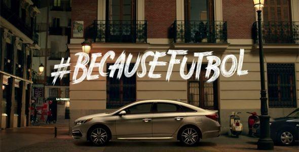 Los originales anuncios de Hyundai para el Mundial de Brasil