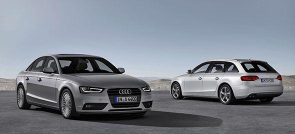 Los Audi A4 y A5 incorporan nuevas versiones diésel TDI