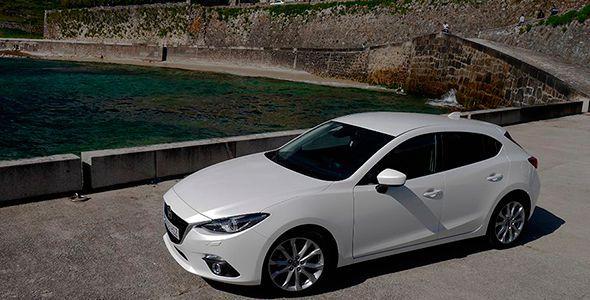Mazda3 2.2 DE Luxury 150 CV, la prueba