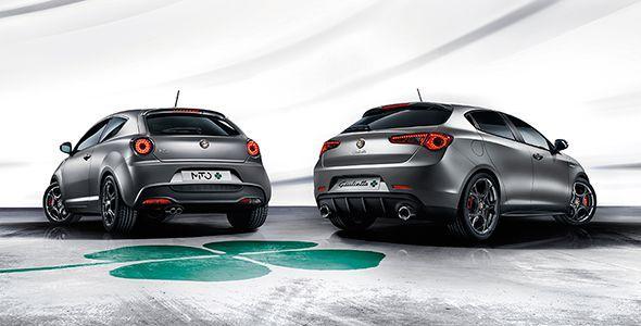 Nuevos Alfa Romeo MiTo y Giulietta Quadrifoglio Verde 2014