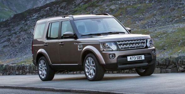 Land Rover Discovery, nuevo equipamiento